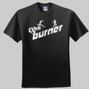 The Burner Inclined - Unisex Jersey Short-Sleeve T-Shirt