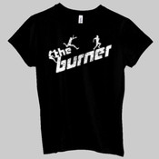 The Burner Inclined - Ladies' Jersey Short-Sleeve T-Shirt