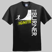 The Burner Ignition - Unisex Jersey Short-Sleeve T-Shirt