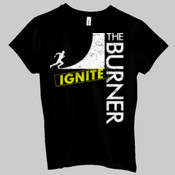 The Burner Ignition - Ladies' Jersey Short-Sleeve T-Shirt