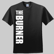 The Burner stacked - Unisex Jersey Short-Sleeve T-Shirt