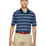 Men's puremotion® Textured Stripe Polo