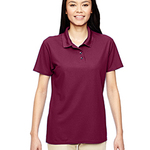 Ladies' Performance® 5.6 oz. Double Piqué Polo