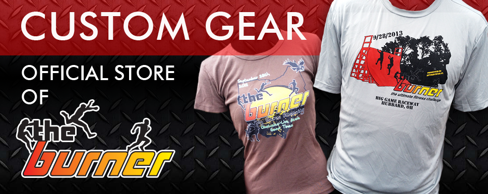Custom Gear - Official Store of The Burner